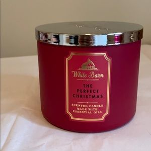 Bath & Body The Perfect Christmas Candle
